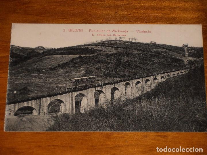 Postales: LOTE DE 15 POSTALES DE BILBAO. L. ROISIN. FOT. BARCELONA. - Foto 5 - 288504083