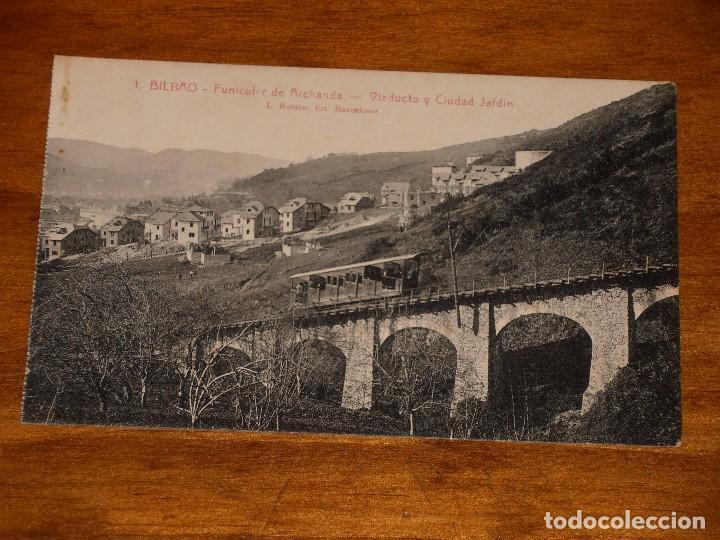 Postales: LOTE DE 15 POSTALES DE BILBAO. L. ROISIN. FOT. BARCELONA. - Foto 6 - 288504083