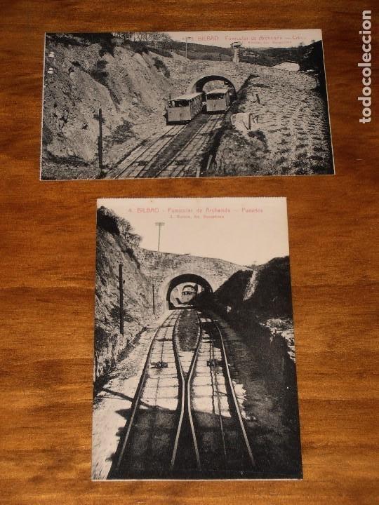 Postales: LOTE DE 15 POSTALES DE BILBAO. L. ROISIN. FOT. BARCELONA. - Foto 7 - 288504083