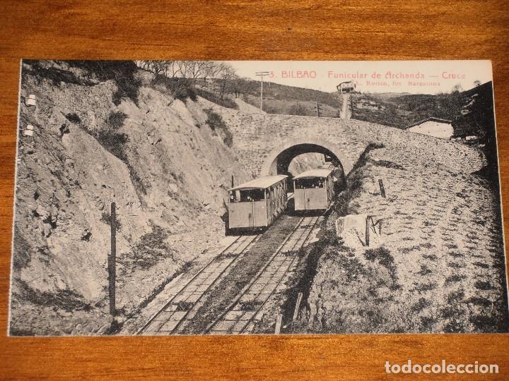 Postales: LOTE DE 15 POSTALES DE BILBAO. L. ROISIN. FOT. BARCELONA. - Foto 8 - 288504083