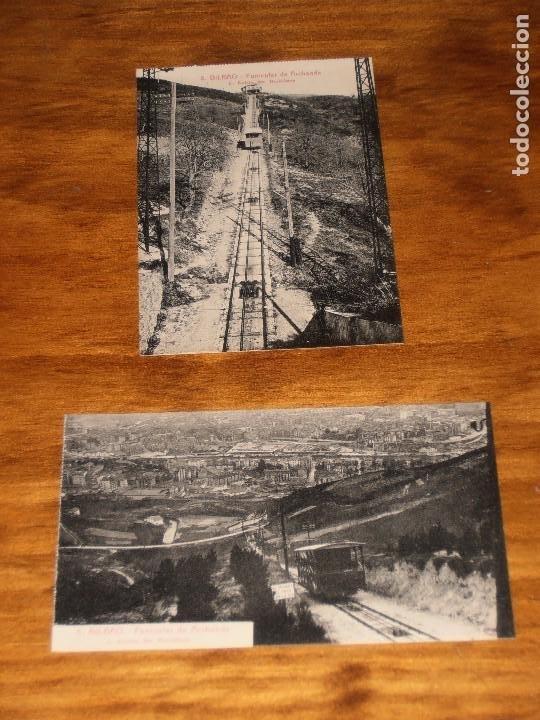 Postales: LOTE DE 15 POSTALES DE BILBAO. L. ROISIN. FOT. BARCELONA. - Foto 11 - 288504083