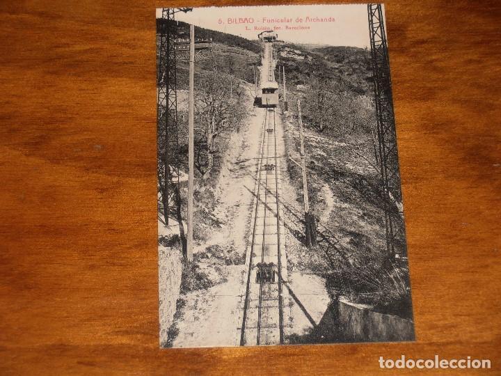 Postales: LOTE DE 15 POSTALES DE BILBAO. L. ROISIN. FOT. BARCELONA. - Foto 12 - 288504083