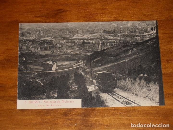 Postales: LOTE DE 15 POSTALES DE BILBAO. L. ROISIN. FOT. BARCELONA. - Foto 13 - 288504083