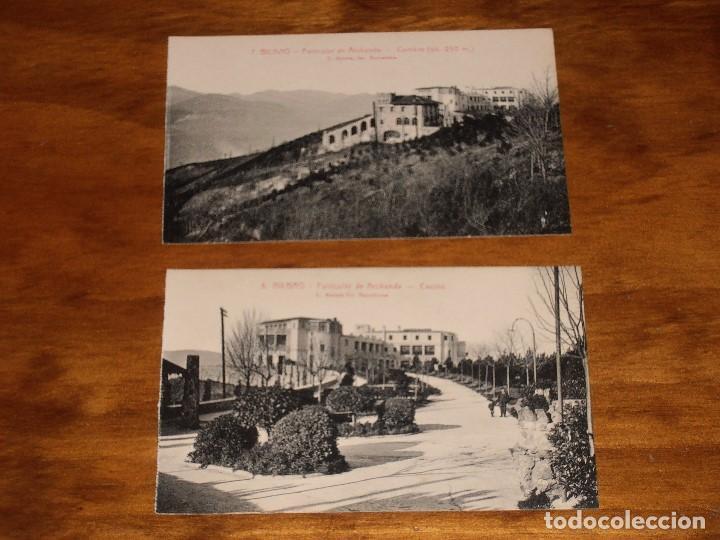 Postales: LOTE DE 15 POSTALES DE BILBAO. L. ROISIN. FOT. BARCELONA. - Foto 15 - 288504083