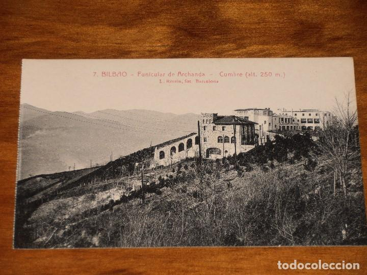 Postales: LOTE DE 15 POSTALES DE BILBAO. L. ROISIN. FOT. BARCELONA. - Foto 16 - 288504083