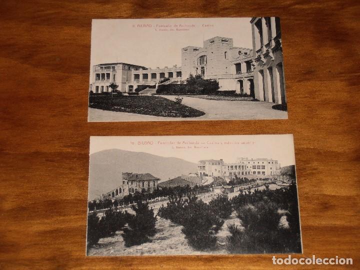 Postales: LOTE DE 15 POSTALES DE BILBAO. L. ROISIN. FOT. BARCELONA. - Foto 19 - 288504083