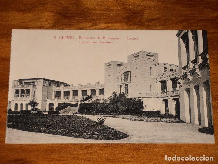 Postales: LOTE DE 15 POSTALES DE BILBAO. L. ROISIN. FOT. BARCELONA. - Foto 20 - 288504083