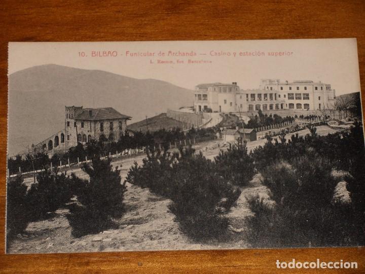 Postales: LOTE DE 15 POSTALES DE BILBAO. L. ROISIN. FOT. BARCELONA. - Foto 21 - 288504083