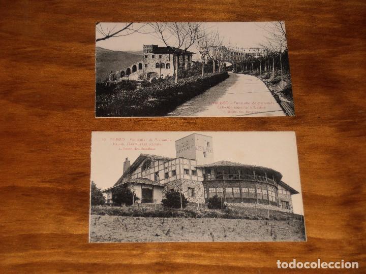 Postales: LOTE DE 15 POSTALES DE BILBAO. L. ROISIN. FOT. BARCELONA. - Foto 23 - 288504083