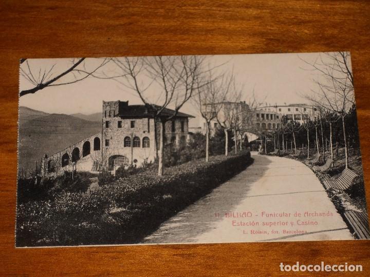 Postales: LOTE DE 15 POSTALES DE BILBAO. L. ROISIN. FOT. BARCELONA. - Foto 24 - 288504083