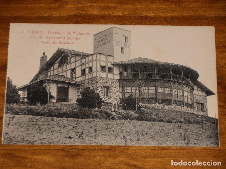 Postales: LOTE DE 15 POSTALES DE BILBAO. L. ROISIN. FOT. BARCELONA. - Foto 25 - 288504083