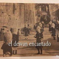 Postales: FUENTERRABIA. EL 8 DE SEPTIEMBRE. Lote 288547368