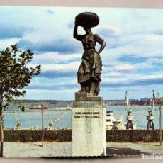 Postales: POSTAL SANTURCE MONUMENTO SARDINERA PUERTO FISA SALMER LITOCLUB 1978 SIN CIRCULAR. Lote 288662558