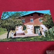 Postales: POSTAL FOLKLORE VASCO. Lote 288663513