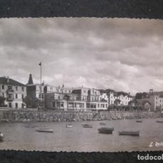 Postales: LAS ARENAS-CASINO Y MUELLE DE LAS ARENAS-FOTO ROISIN-61-POSTAL ANTIGUA-(85.235). Lote 295534593