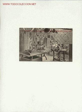 TARGETA POSTAL PUBLICITARIA (Postales - Postales Temáticas - Publicitarias)