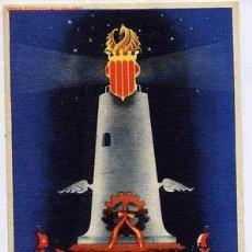 Postales: POSTAL 63 PUBLICIDAD FERIA MUESTRAS VALENCIA 1948. Lote 15164653