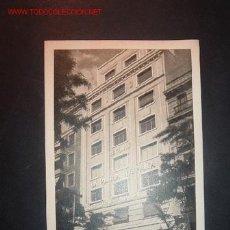 Postales: TARJETA POSTAL DE PUBLICIDAD DE COMPAÑIA DE SEGUROS LA PATRIA HISPANIA,1961. Lote 4831949