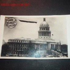 Postales: TARJETA DE PUBLICIDAD DE CIGARROS TRINIDAD Y HNO. Lote 12668680