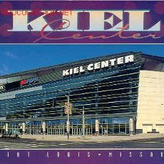 Postales: ST. LOUIS,MISSOURI KIEL CENTER. Lote 2970122