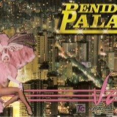 Postales: POSTAL DE SALA DE FIESTAS 'BENIDORM PALACE'.. Lote 24200447