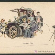 Postales: TP PUBLICIDAD MERCEDES *MERCEDES 1904* NUEVA.. Lote 5172946
