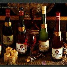Postales: ALCOHOL *RENE BARBIER* CIRCULADA 1972.. Lote 5311116