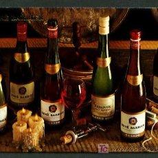 Postales: ALCOHOL *RENE BARBIER* CIRCULADA 1972.. Lote 5311128