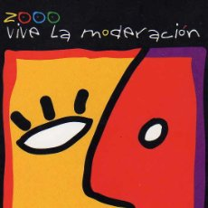 Postcards - Postal publicitaria Junta de Andalucia 2000 Vive la moderación - 6912833