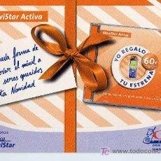 Postales: POSTAL MOVISTAR ACTIVA 2003. Lote 6916278