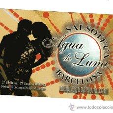 Postales: SALSOTECA AGUA DE LUNA BARCELONA. Lote 9034770