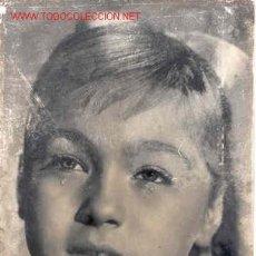 Postales: MARISOL. FOTOGRAFÍA PUBLICITARIA DE LA PELÍCULA UN RAYO DE LUZ. 1960. Lote 26595993
