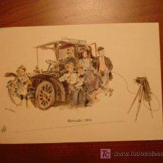 Postales: MERCEDES - BENZ. MERCEDES 1904. . Lote 12365674
