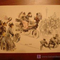 Postales: MERCEDES - BENZ. BENZ 1888. . Lote 12365681