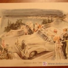 Postales: MERCEDES - BENZ. '300 S'. . Lote 12365748