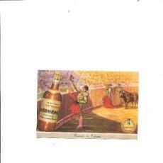 Postales: POSTAL PUBLICIDAD OSBORNE – RECUERDO DE ESPAÑA. Lote 25149003