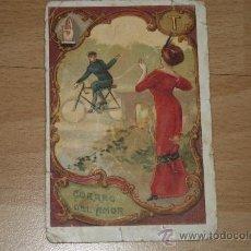 Postales: ANTIGUA POSTAL MODERNISTA - PUBLICIDAD CHOCOLATES JUNCOSA. Lote 12543287