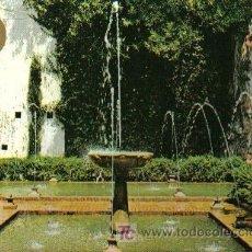 Postales: POSTAL DE AGUA MINERAL LANJARÓN, DE GRANADA. Lote 25716371