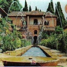 Postales: POSTAL DE AGUA MINERAL LANJARÓN, DE GRANADA. Lote 25716373