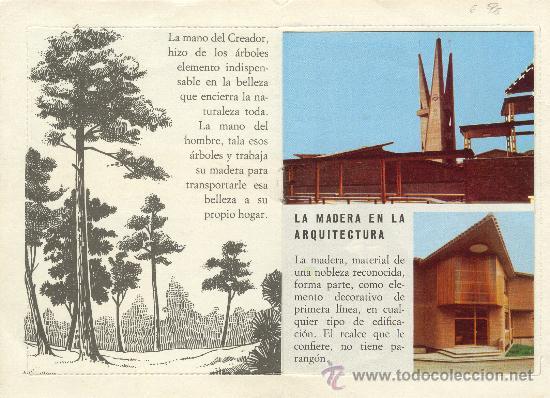 Postales: TARJETAS PUBLICITARIAS DE PUERTAS JHER CON PEQUEÑO BOLETIN INFORMATIVOS DE MADERA ISCAR VALLADOLID - Foto 2 - 27565521