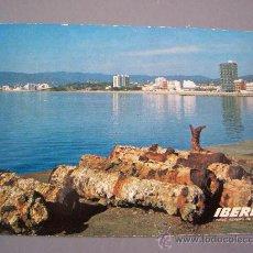 Postales: POSTAL DE IBERIA LINEAS AEREAS DE ESPAÑA - ROSAS (COSTA BRAVA) 1968. Lote 14520589