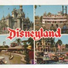 Postales - DISNEYLAND. THE MAGIC KINGDOM. WALT DISNEY. CALIFORNIA. - 15242726