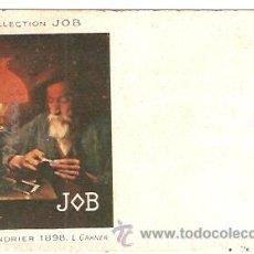 Postales: POSTAL PUBLICIDAD JOB PAPEL DE FUMAR . Lote 14862840