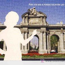 Postales: POSTAL PUBLICITARIA TELEFONICA MOVISTAR. Lote 14967695
