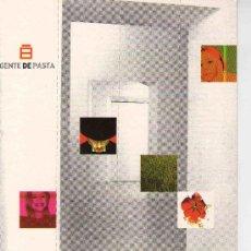 Postales: POSTAL PUBLICITARIA - GENTE DE PASTA. Lote 14996332