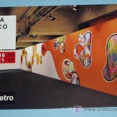 Postales: POSTAL EXPOSICION IMA PICÓ. Lote 15408112