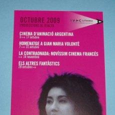 Postales: POSTAL IVAC FILMOTECA. Lote 15408140
