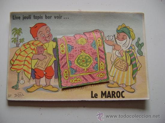LE MAROC.40004 (Postales - Postales Temáticas - Publicitarias)