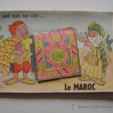 Postales: LE MAROC.40004. Lote 17227137