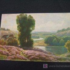 Postales: FABRICA DE CHOCOLATE DE EVARISTO JUNCOSA - BARCELONA - . Lote 21011593